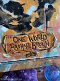 One World,  Rachael Brown Art